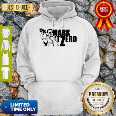 Good The Big Lebowski Mark It Zero Hoodie