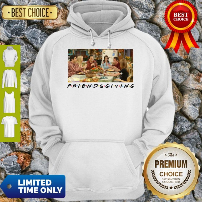 Pretty Friends Giving Friends TV Show Thanks Giving 2020 Hoodie