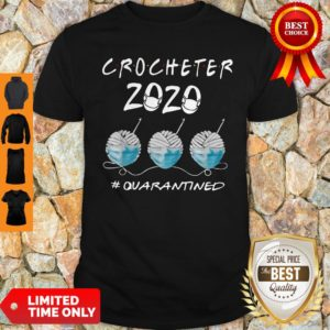 Nice Quilter 2020 Quarantined Shirt
