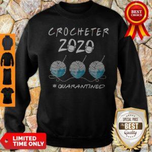 Nice Quilter 2020 Quarantined Sweatshirt