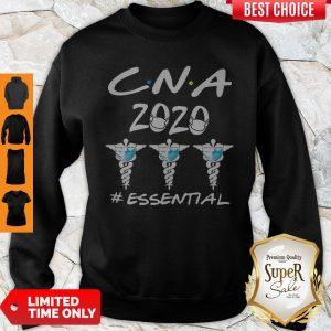 Official CNA 2020 Essential Coronavirus Sweatshirt