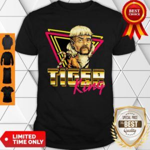 Official Joe Exotic Tiger King Shirt