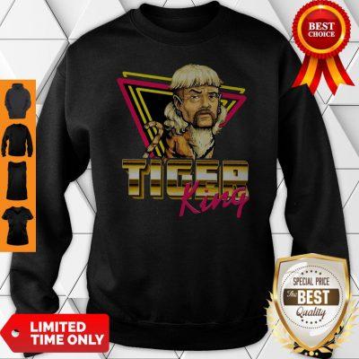 Official Joe Exotic Tiger King Sweatshirt