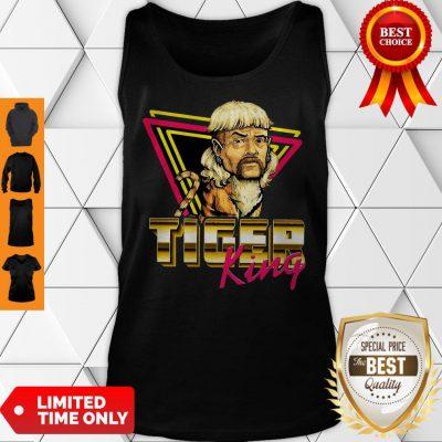 Official Joe Exotic Tiger King Tank Top