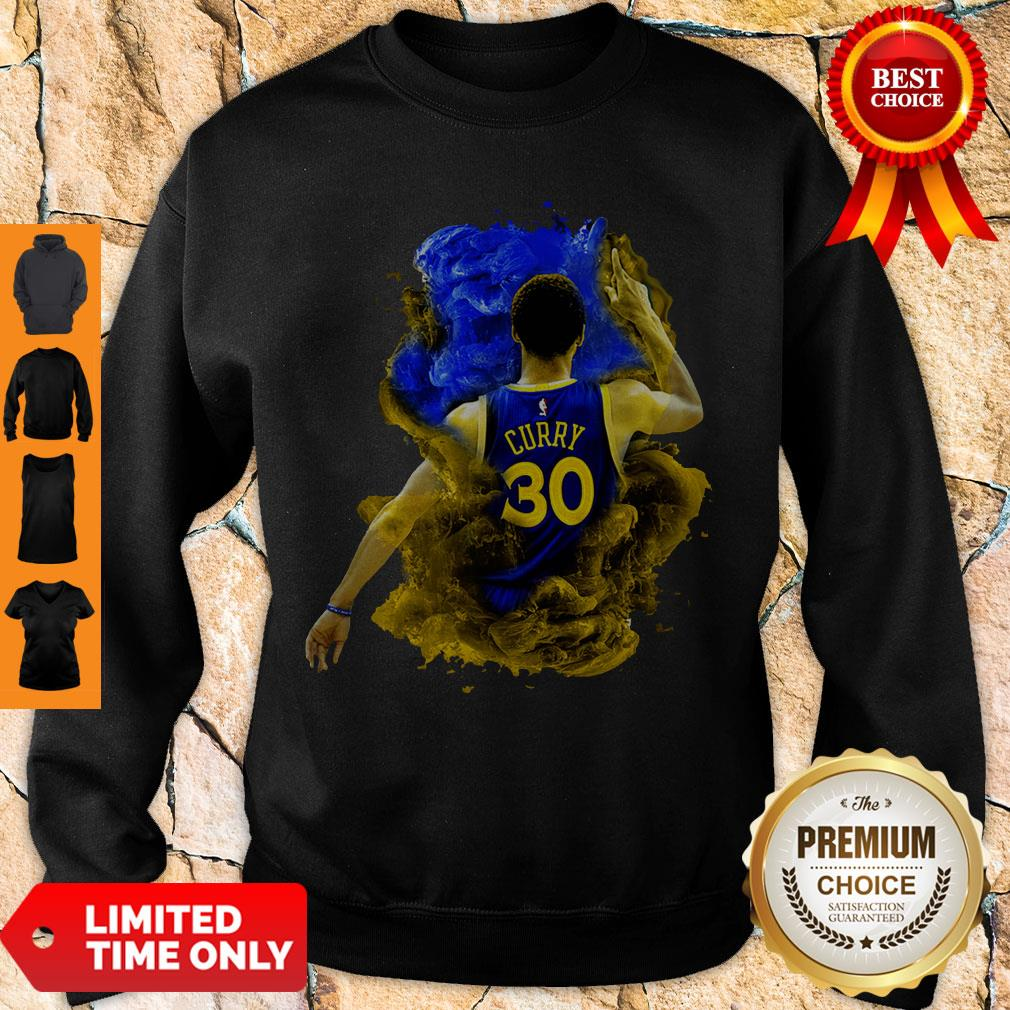 Official Stephen Curry T Sweatshirt