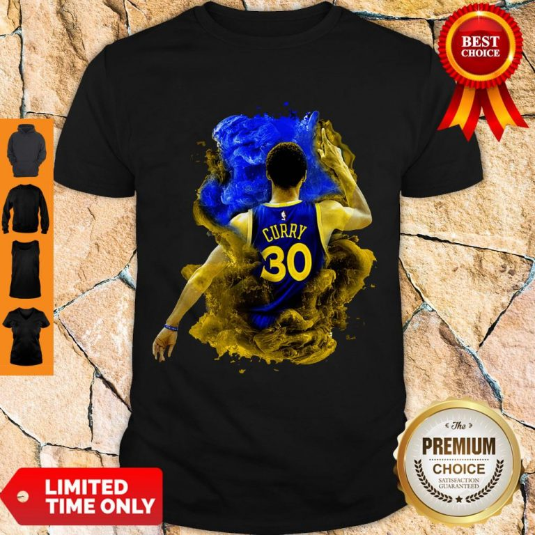 Official Stephen Curry T Shirt