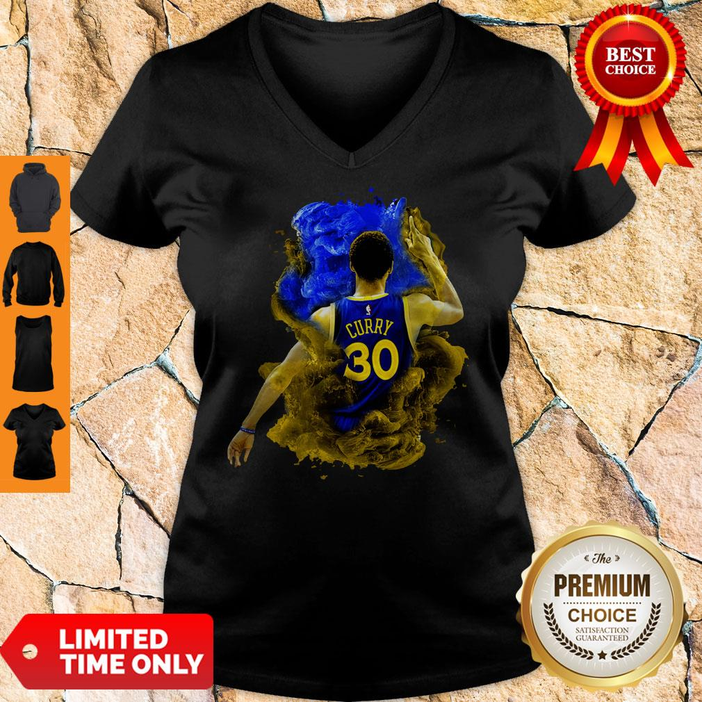Official Stephen Curry T V-neck