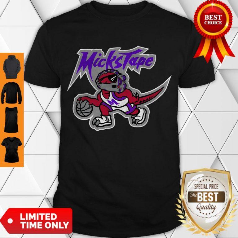 Nice Mickstape Raptor Official Shirt