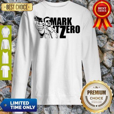 Good The Big Lebowski Mark It Zero Sweatshirt