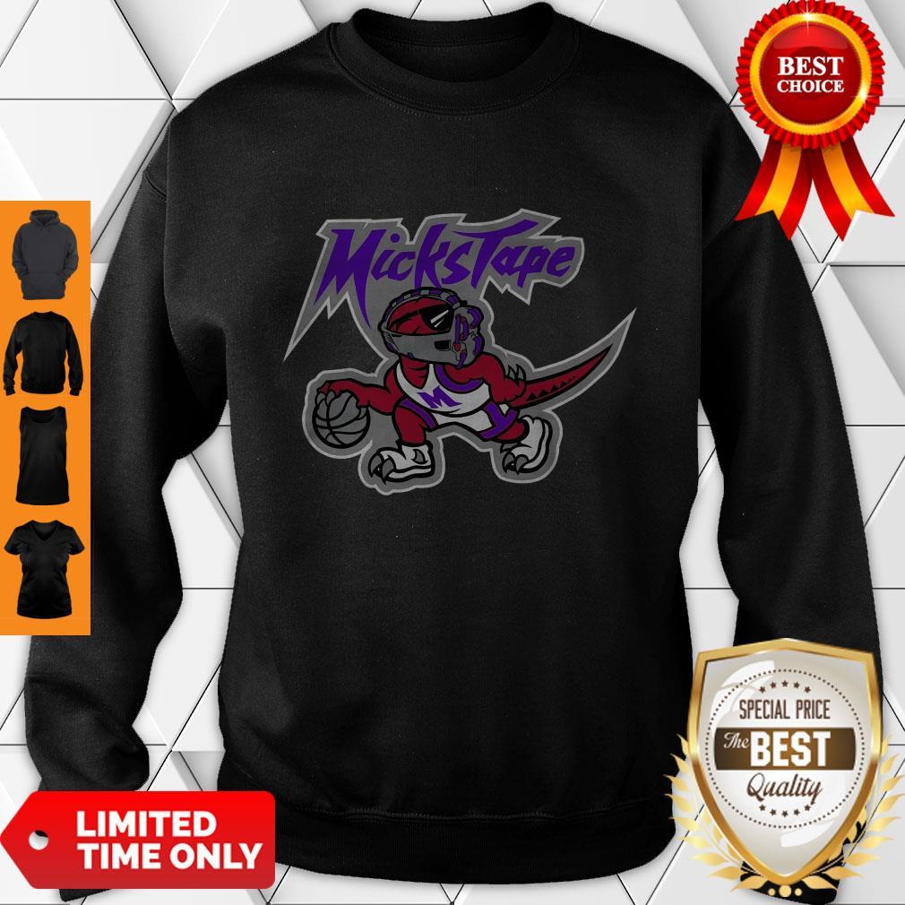 Nice Mickstape Raptor Official Sweatshirt