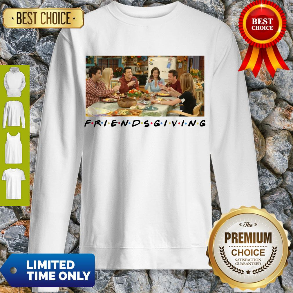 Pretty Friends Giving Friends TV Show Thanks Giving 2020 Sweatshirt