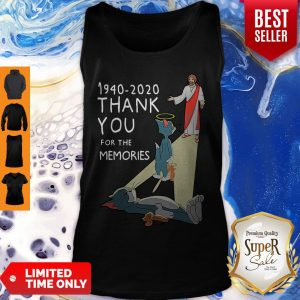 Top Tom And Jerry 1940 2020 Thank You For The Memories Tank Top