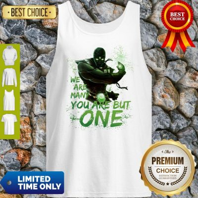 Pro We Are Many You Are But One Tank Top