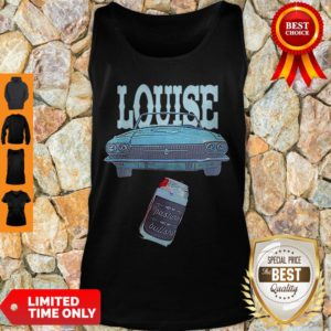 Premium Thelma And Louise Ford Galaxie Tank Top