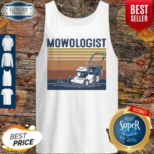 Awesome Mowologist Vintage Tank Top