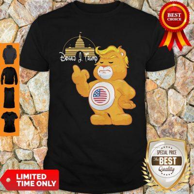Donald J. Trump Teddy Bear T-Shirt