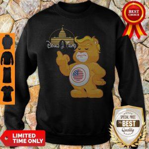 Donald J. Trump Teddy Bear T-Sweatshirt
