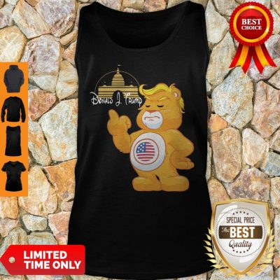 Donald J. Trump Teddy Bear T-Tank Top