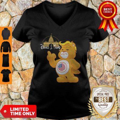 Donald J. Trump Teddy Bear T-V-neck