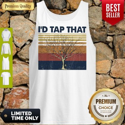 Official Id Tap That Tree Vintage Tank Top
