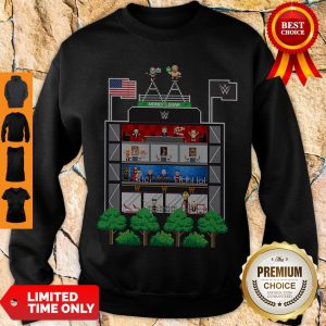 Original Money In The Bank 2020 8-Bit Tower Sweatshirt