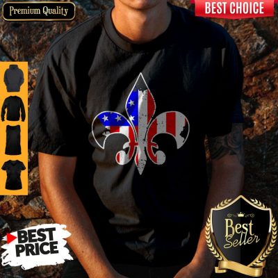 Awesome Scouting American Flag Independence Day Shirt