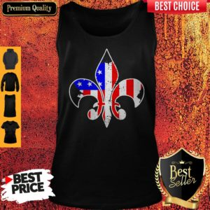 Awesome Scouting American Flag Independence Day Tank Top