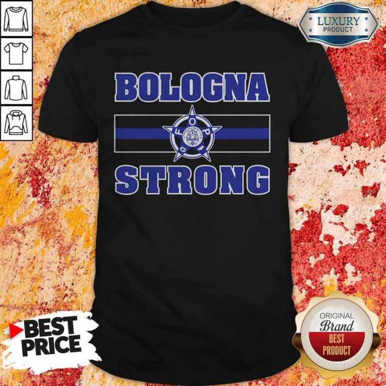 Funny Bologna Strong T-Shirt