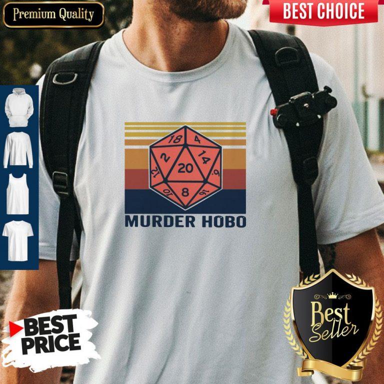 Funny Murder Hobo Vintage Shirt