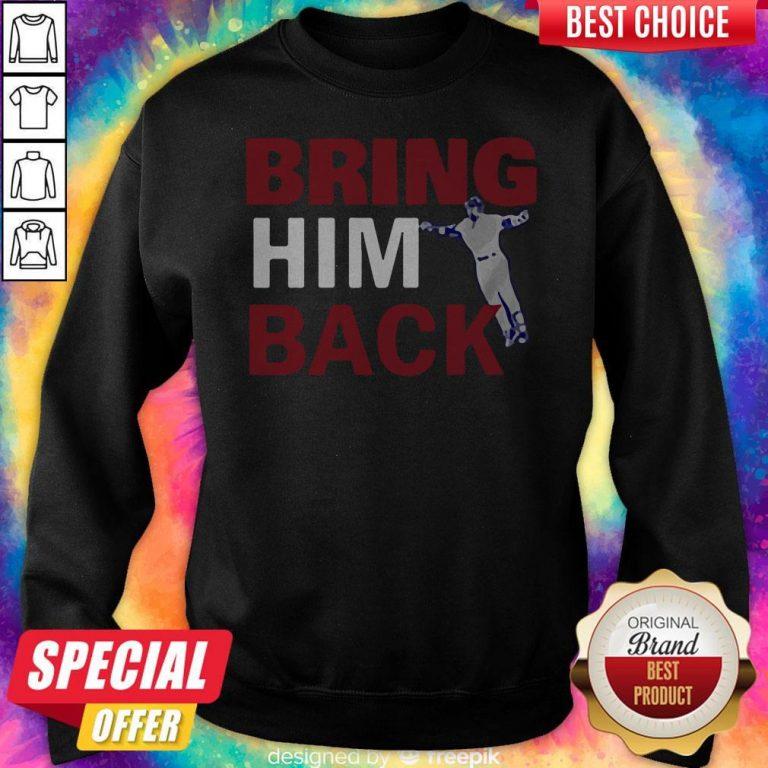 Funny Sammy Sosa Bring Him Back Sweatshirt