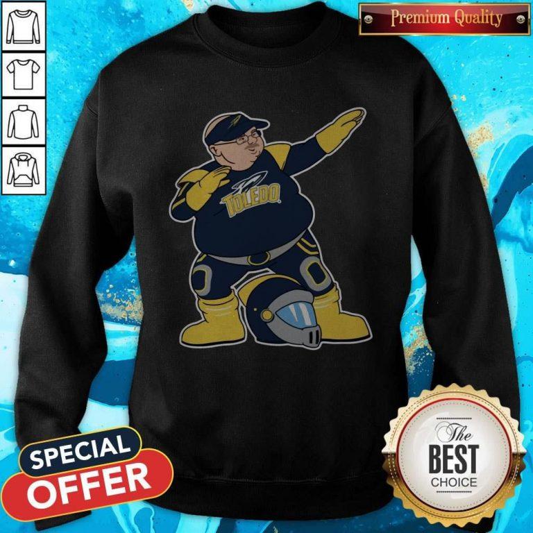 Nice Toledo Football Sweatshirt
