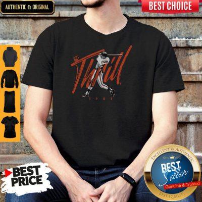 Nice Will Clark The Thrill 1989 Shirt
