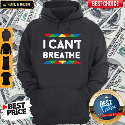 Official I Can't Breathe Hoodie