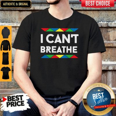 Official I Can't Breathe Shirt