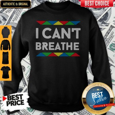 Official I Can't Breathe Sweatshirt