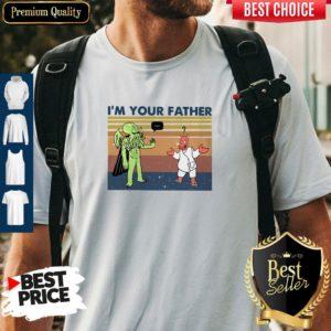 Premium I'm Your Father Vintage Shirt