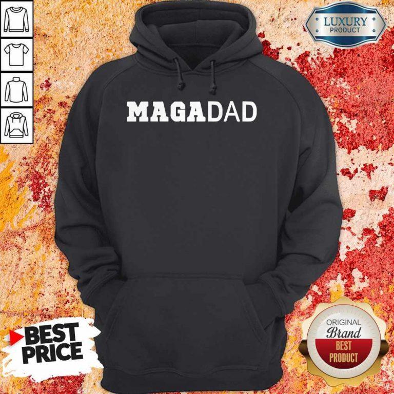 Premium Maga Dad Hoodie