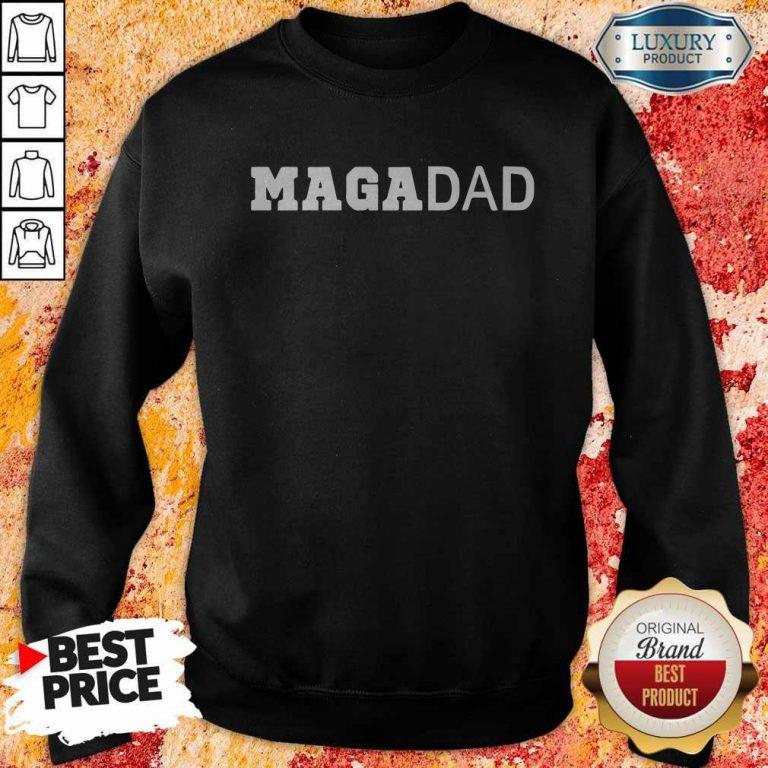 Premium Maga Dad Sweatshirt