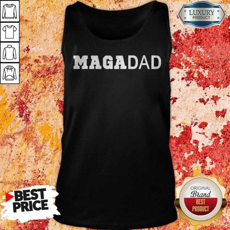Premium Maga Dad Tank Top