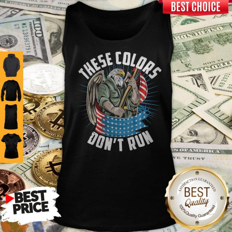 Premium These Colors Don't Run Tank Top