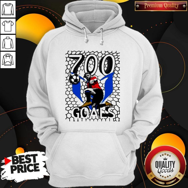 Awesome Lifestyle Brand Of Leo Messi Hoodie