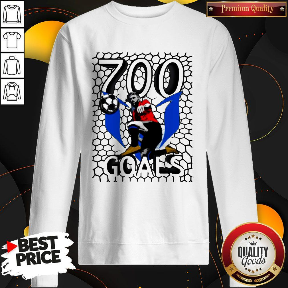 Awesome Lifestyle Brand Of Leo Messi Sweatshirt