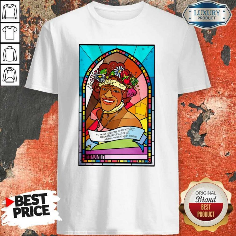 Funny Pride Month Marsha P. Johnson Shirt