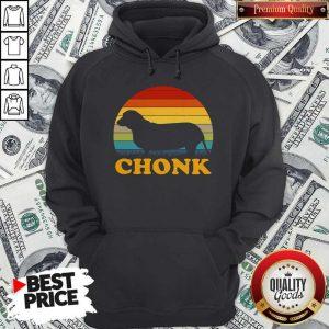 Good Dachshund Chonk Vintage Hoodie