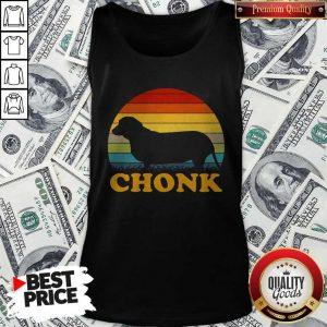 Good Dachshund Chonk Vintage Tank Top