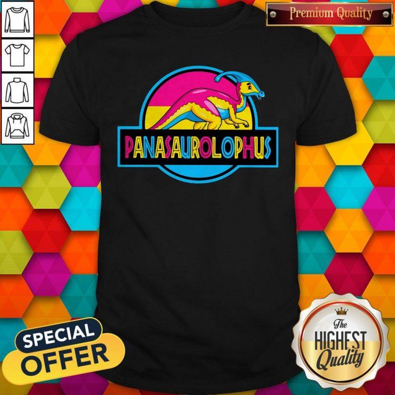 Official LGBT Panasaurolophus Shirt