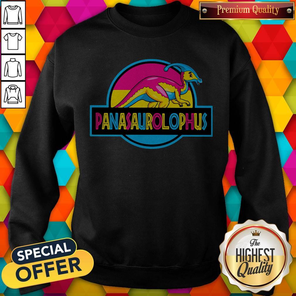 Official LGBT Panasaurolophus Sweatshirt