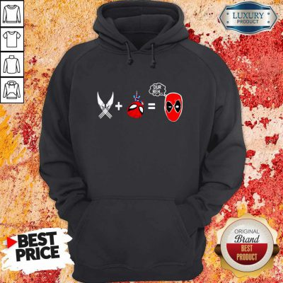 Official Sword And Spiderman Dur Reh Hoodie