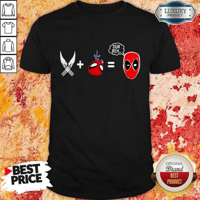 Official Sword And Spiderman Dur Reh Shirt
