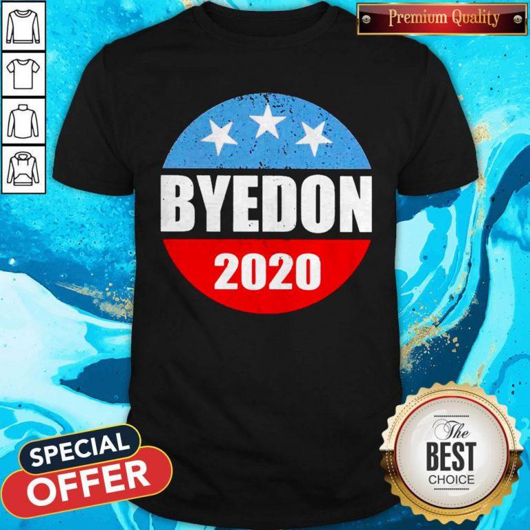 Premium Byedon 2020 Vintage Shirt